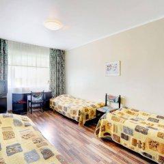 Отель Джингель комната для гостей фото 2