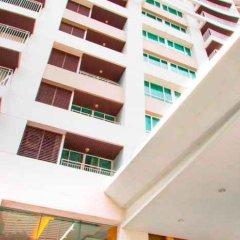 Отель Urbana Langsuan Bangkok, Thailand Таиланд, Бангкок - 1 отзыв об отеле, цены и фото номеров - забронировать отель Urbana Langsuan Bangkok, Thailand онлайн вид на фасад
