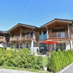 Апартаменты Luxurious Apartment in Piesendorf Near Ski Area Зальцбург вид на фасад