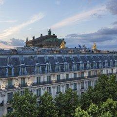 Отель Intercontinental Paris-Le Grand Париж балкон