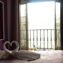 Отель Hostal Rober балкон