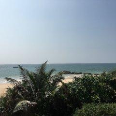 Отель Bawana Beach House пляж