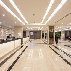 Mandarin Hotel Managed by Centre Point интерьер отеля