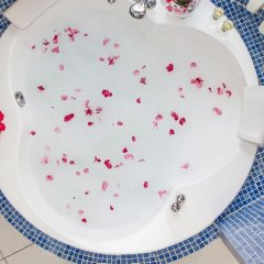 Отель Risco Del Gato Suites The Senses Collection Коста Кальма ванная