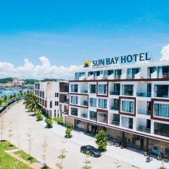 Sun Bay Hotel пляж
