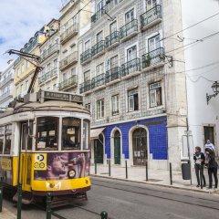 Отель Lisbon Inn Bica Suites городской автобус