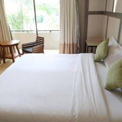 Отель Sea Breeze Jomtien Resort комната для гостей фото 5