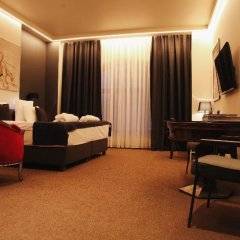 Гостиница Грегори Дизайн 4* Стандартный номер двуспальная кровать фото 23