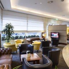 Отель UNAHOTELS Cusani Milano интерьер отеля