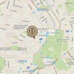 Отель Electra Palace Hotel Athens Греция, Афины - 1 отзыв об отеле, цены и фото номеров - забронировать отель Electra Palace Hotel Athens онлайн городской автобус