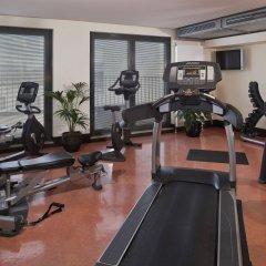 Melia Berlin Hotel фитнесс-зал фото 2
