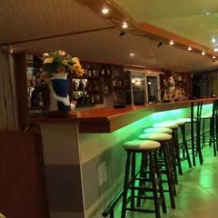 Отель ALKYONIDES Петалудес гостиничный бар