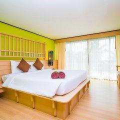 Phuket Island View Hotel 3* Улучшенный номер с различными типами кроватей фото 7