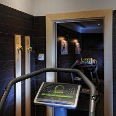 Отель Manzoni Италия, Милан - 11 отзывов об отеле, цены и фото номеров - забронировать отель Manzoni онлайн фитнесс-зал фото 2