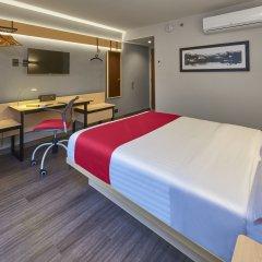 Отель City Express La Raza Мехико удобства в номере
