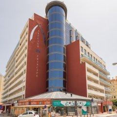 Отель Pierre & Vacances Residence Benalmadena Principe городской автобус