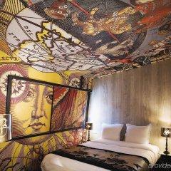 Отель Le Bellechasse St Germain Париж комната для гостей фото 3