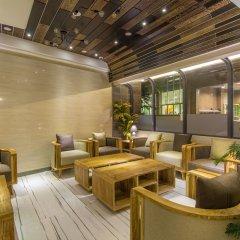 Отель Samann Grand Мальдивы, Мале - отзывы, цены и фото номеров - забронировать отель Samann Grand онлайн интерьер отеля фото 3