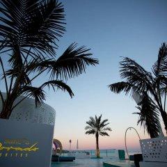 Отель Dorado Ibiza Suites - Adults Only Испания, Сант Джордин де Сес Салинес - отзывы, цены и фото номеров - забронировать отель Dorado Ibiza Suites - Adults Only онлайн пляж фото 2