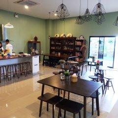 Hom Hostel & Cooking Club Бангкок питание фото 3