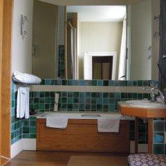 Отель Chateau De Verrieres Сомюр ванная