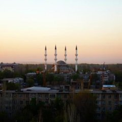 Хостел СССР Бишкек балкон