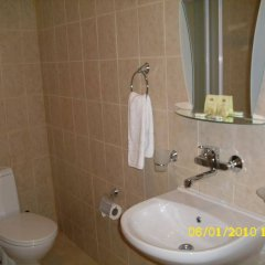 Отель Alabin Central Болгария, София - отзывы, цены и фото номеров - забронировать отель Alabin Central онлайн ванная фото 2