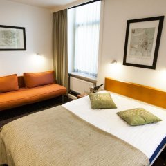 Отель Ansgar Дания, Копенгаген - 1 отзыв об отеле, цены и фото номеров - забронировать отель Ansgar онлайн комната для гостей