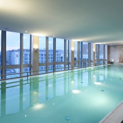 Отель Eurostars Berlin Германия, Берлин - 8 отзывов об отеле, цены и фото номеров - забронировать отель Eurostars Berlin онлайн бассейн фото 3
