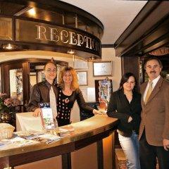 Отель Alfa City Centre Мюнхен гостиничный бар
