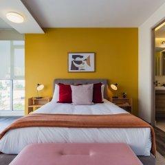 Отель Luxurious Designer 2BR Apt. in Polanco Мехико комната для гостей фото 4