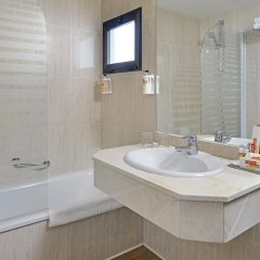 Отель Sol Don Pedro ванная