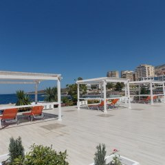 Отель Sunset Suites Албания, Саранда - отзывы, цены и фото номеров - забронировать отель Sunset Suites онлайн бассейн фото 2