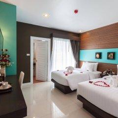 Отель Patong Holiday комната для гостей фото 5
