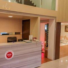 Отель Nida Rooms Saladaeng 130 Silom Walk Бангкок интерьер отеля фото 3
