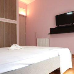 Отель Jacuzzi Chilling Apt In Koukaki Афины комната для гостей