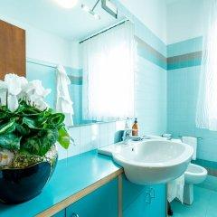 Отель Antica Pusterla Home Relais Италия, Виченца - отзывы, цены и фото номеров - забронировать отель Antica Pusterla Home Relais онлайн ванная