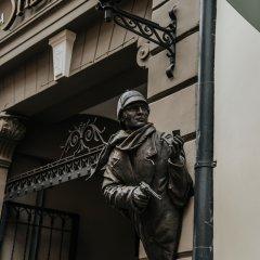 Отель Sherlock Art Hotel Латвия, Рига - отзывы, цены и фото номеров - забронировать отель Sherlock Art Hotel онлайн интерьер отеля