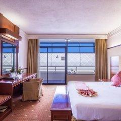 Отель Ambassador City Jomtien Pattaya - Ocean Wing комната для гостей фото 3