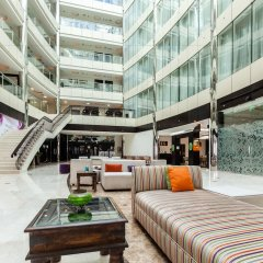 Отель Holiday Inn Dubai - Al Barsha пляж фото 2