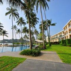 Отель Crowne Plaza Phuket Panwa Beach спортивное сооружение