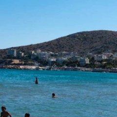 Отель Stefanakis Hotel & Apartments Греция, Вари-Вула-Вулиагмени - отзывы, цены и фото номеров - забронировать отель Stefanakis Hotel & Apartments онлайн пляж