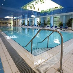 Danubius Hotel Helia Будапешт бассейн