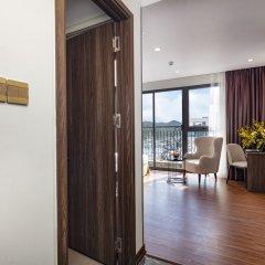 Daphovina Hotel Нячанг комната для гостей фото 3
