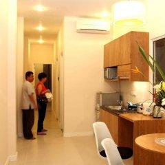 Апартаменты HAD Apartment Nguyen Dinh Chinh в номере