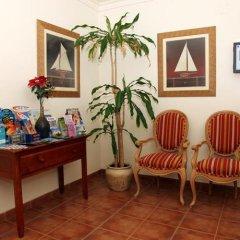 Отель Alagoa Azul II интерьер отеля