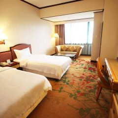 Guangzhou Hotel комната для гостей фото 3