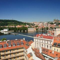 Отель Smetana Hotel Чехия, Прага - отзывы, цены и фото номеров - забронировать отель Smetana Hotel онлайн балкон