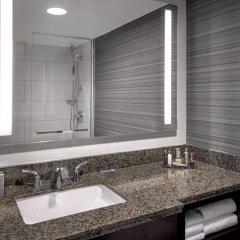 Отель Newark Liberty International Airport Marriott США, Ньюарк - отзывы, цены и фото номеров - забронировать отель Newark Liberty International Airport Marriott онлайн ванная фото 2