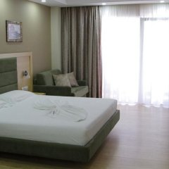 Hotel Dyrrah комната для гостей фото 3